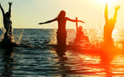 Sport en Voeding tijdens je vakantie